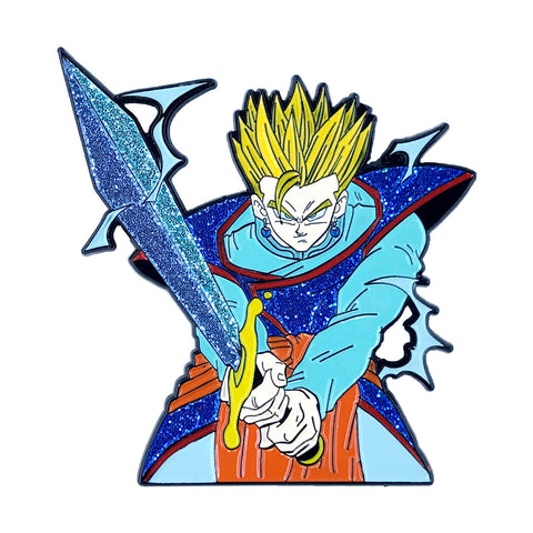 Android 18 (Dragon Ball) After Hours Enamel Pin