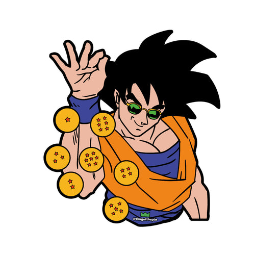 Goku Bae Sticker