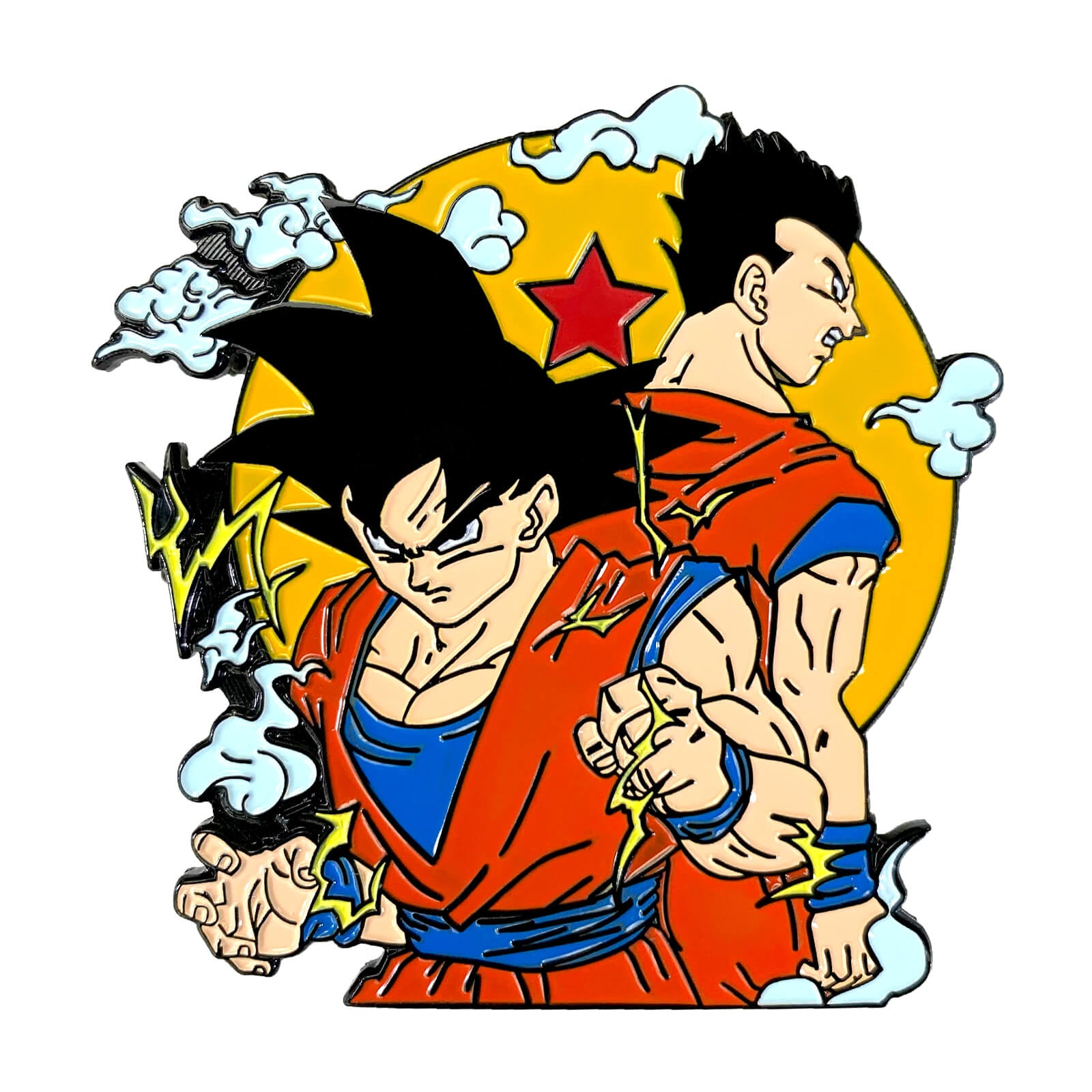 Like Father, Like Son (Goku & Gohan) Enamel Pin