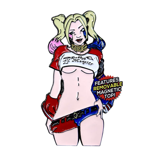 Harley Quinn (Batman) After Hours Enamel Pin