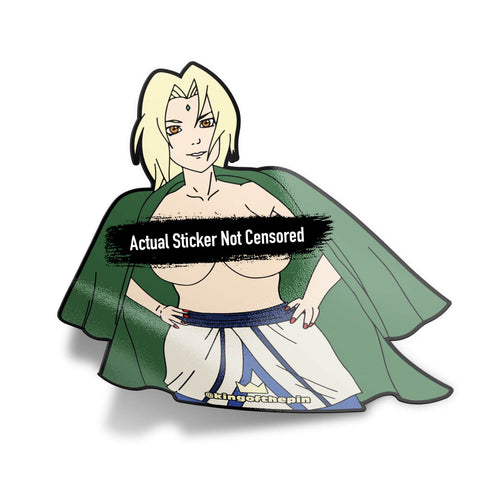 Tsunade (Naruto) After Hours Sticker