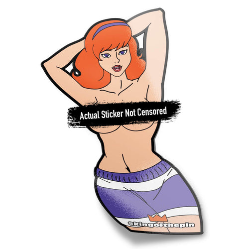 Daphne Blake (Scooby-Doo) After Hours Sticker