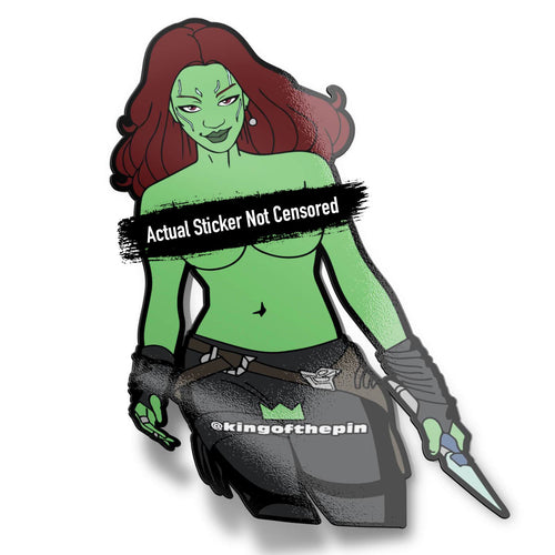Gamora (Avengers / Guardians of the Galaxy) After Hours Sticker
