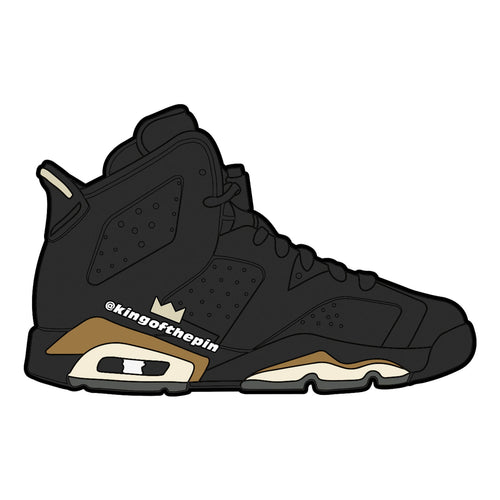 "Air Jordan 6 ""Defining Moments"" Sticker"