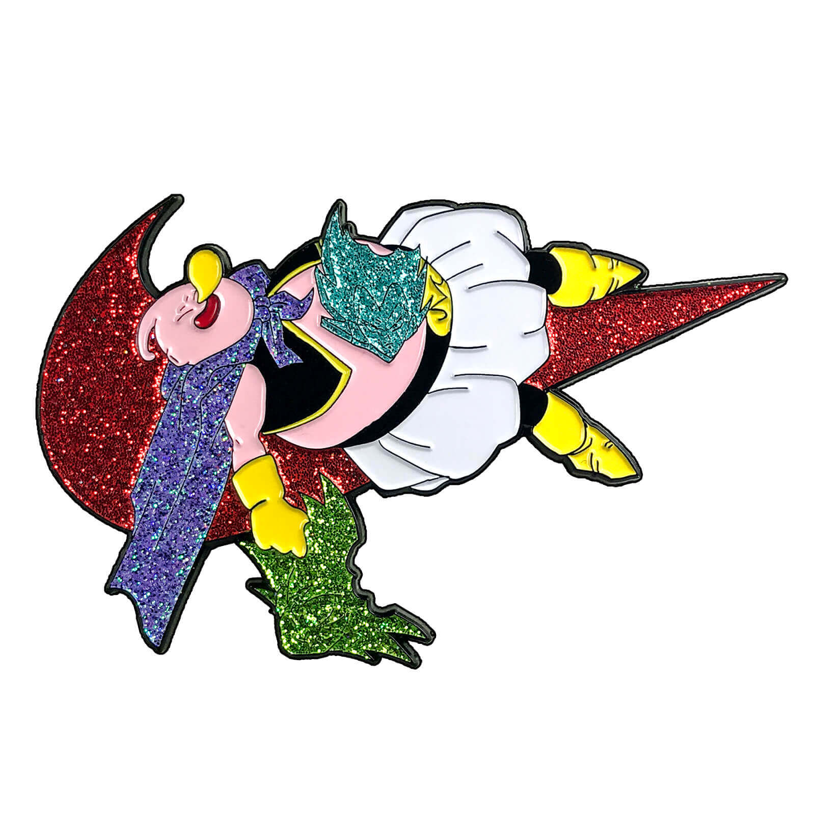 Just Buu It Enamel Pin