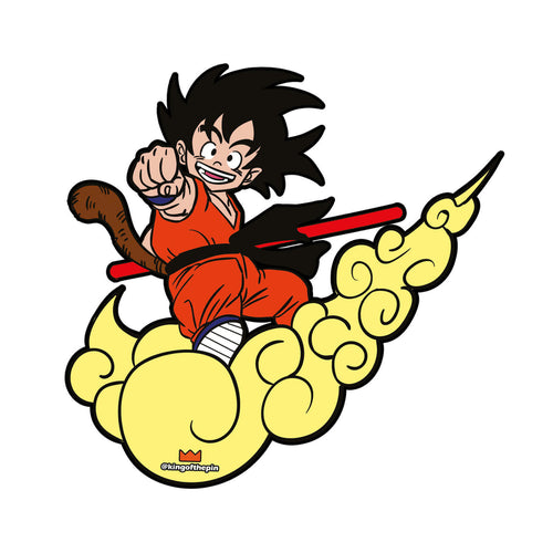 Just Nimbus Sticker