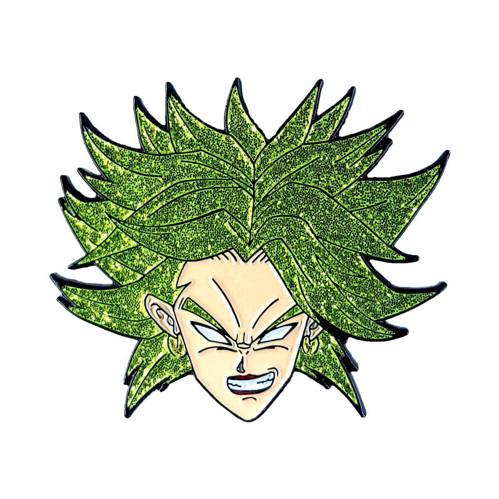 Kale Legendary Super Saiyan Enamel Pin
