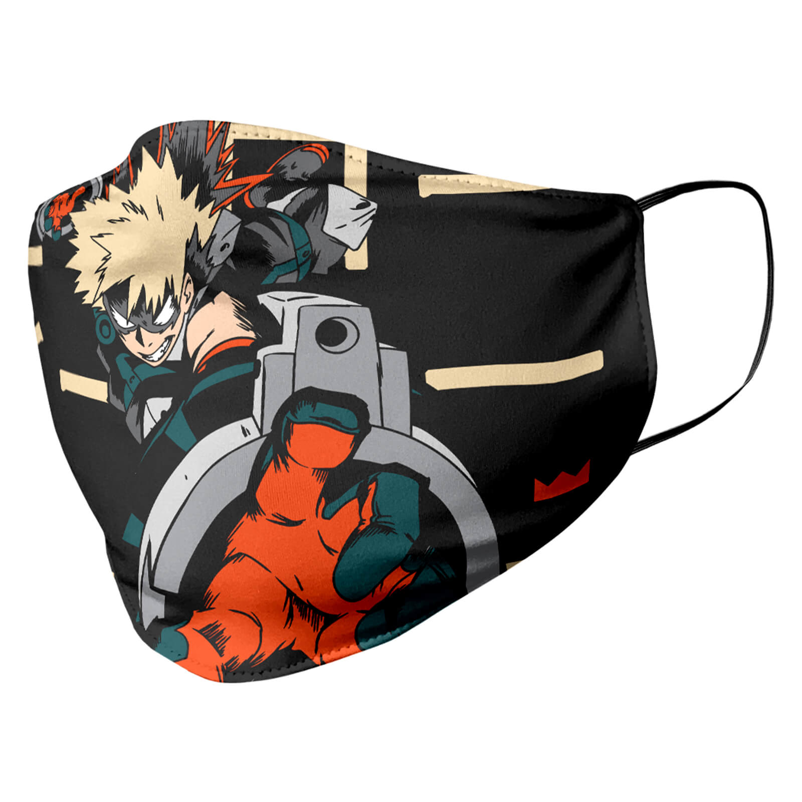 Katsuki Bakugo War Ready (OG) Face Mask