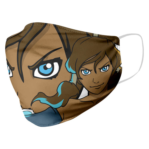 Korra - Bender Babes [Wave 1] Face Mask