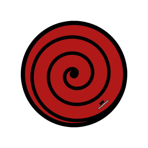 Indra Mangekyō Sharingan Sticker