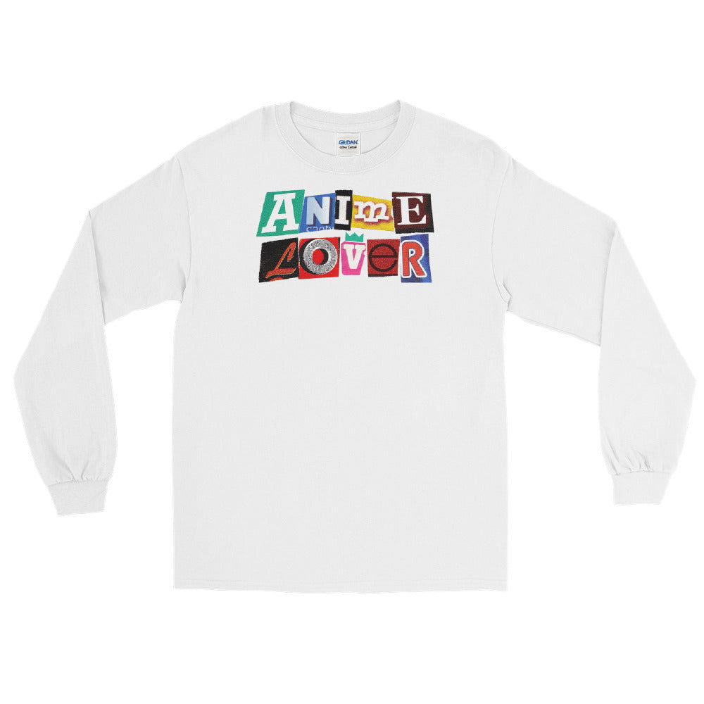 Anime Lover (White) L/S Shirt