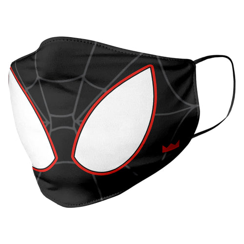 Miles Morales Eyes Face Mask