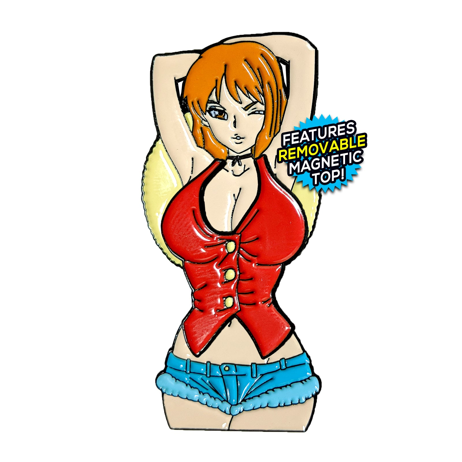 Nami (One Piece) After Hours Enamel Pin