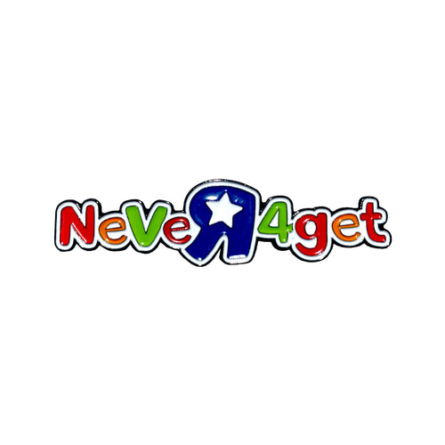 "Never4Get (Toys""R""Us Tribute) Enamel Pin"