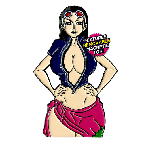 Nico Robin After Hours Enamel Pin