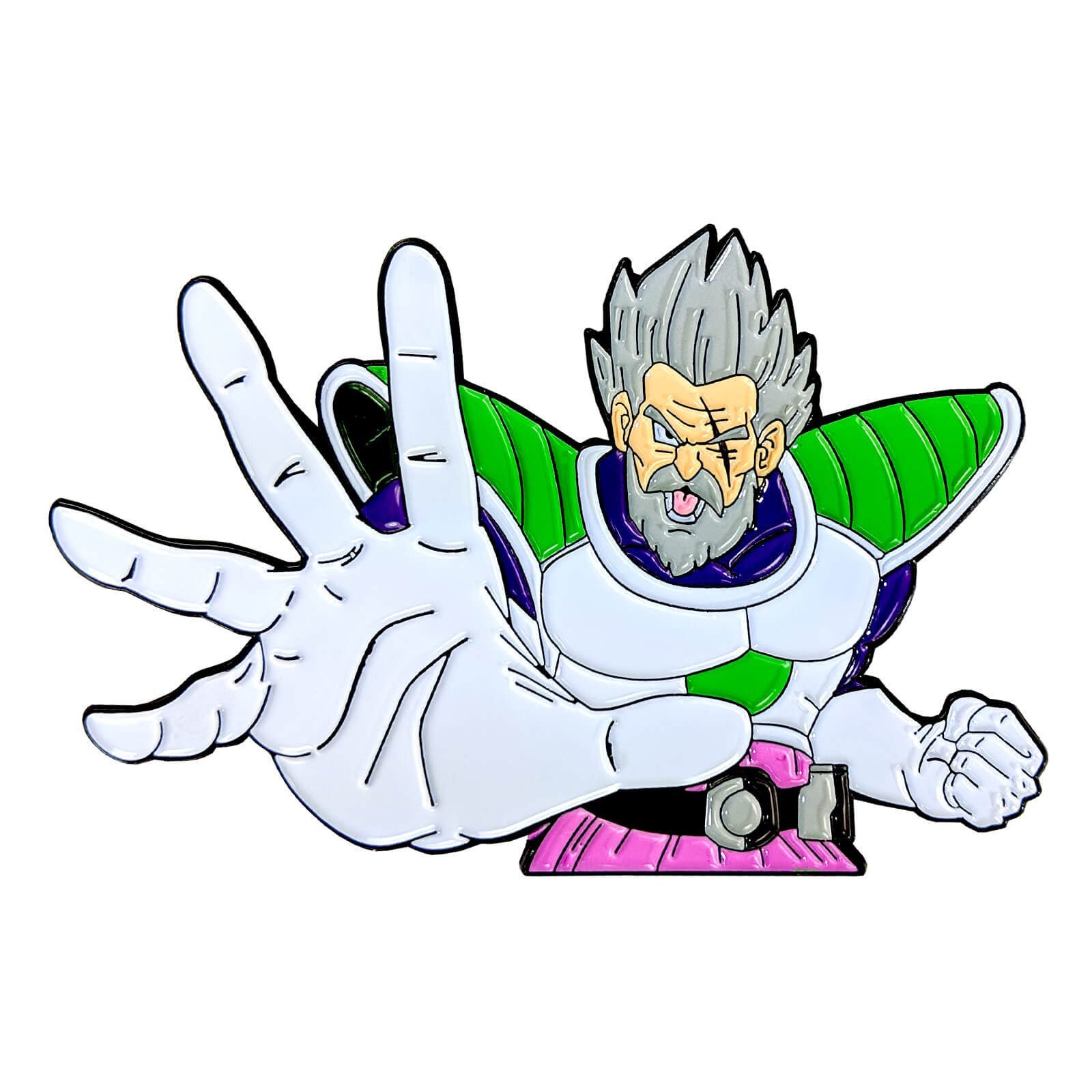Paragus (DBS Broly Movie) Enamel Pin