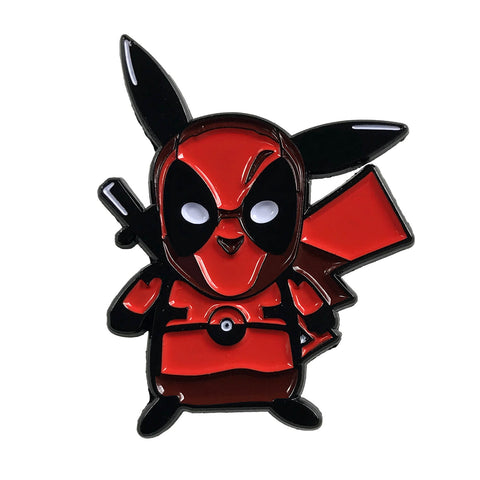PokeTrooper (4 Pin) [Glitter] Enamel Pin Pack (includes 4 FREE Stickers)