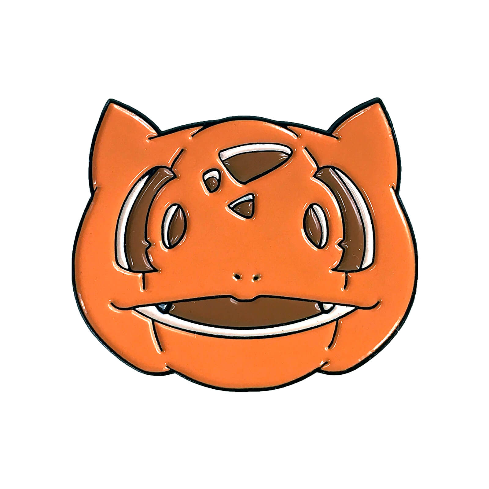Bulbasaur PokePumpkin Enamel Pin