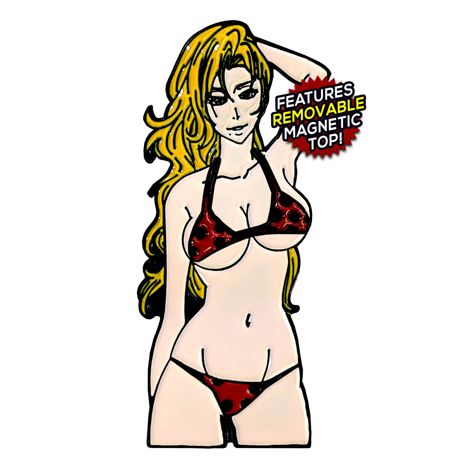 Rangiku Matsumoto (Bleach) After Hours Enamel Pin