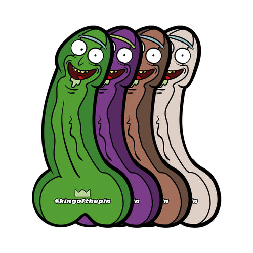 Dickle Rick Sticker