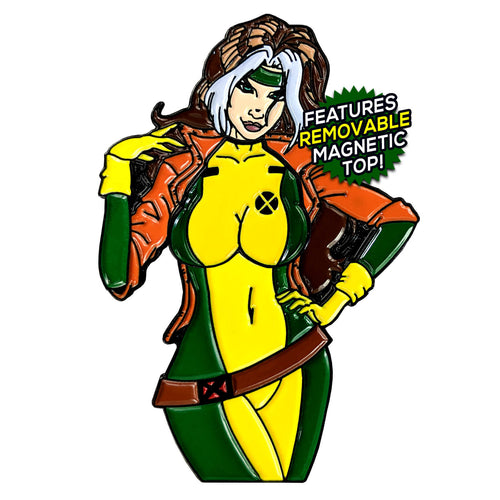 Rogue (X-Men) After Hours Enamel Pin