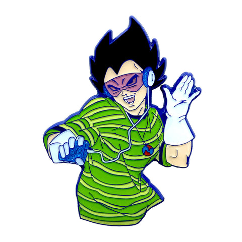 Hold Me, Saiyan (2 Pin) Pin Pack [Includes 2 FREE Stickers]