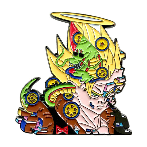 Chi-Chi v2 (Dragon Ball) After Hours Enamel Pin