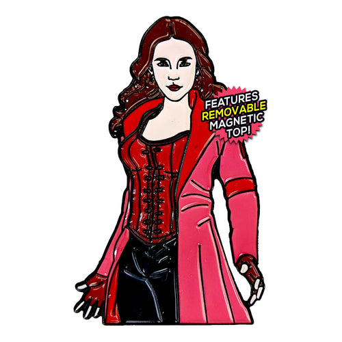 Scarlet Witch (Avengers) After Hours Enamel Pin