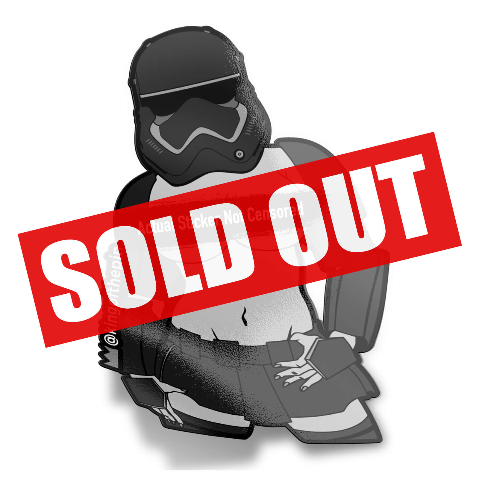 Shadowtrooper (Star Wars) After Hours Sticker (PREORDER)