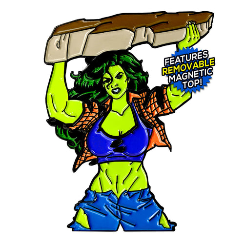 She-Hulk After Hours Enamel Pin