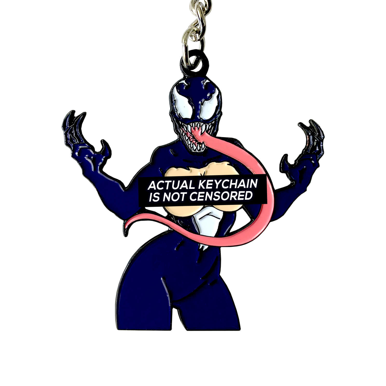 She-Venom After Hours Keychain