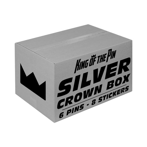 Silver (6 Pin) Crown Box
