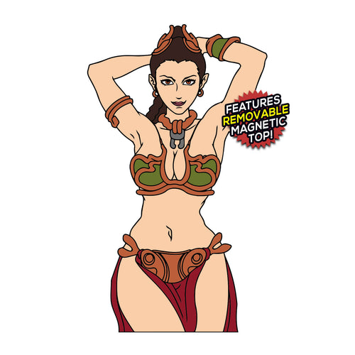 Slave Leia (Star Wars) After Hours Enamel Pin (PREORDER)