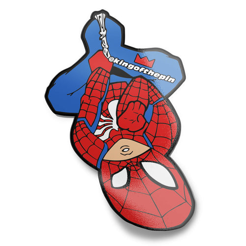 Spidey Smooches Sticker
