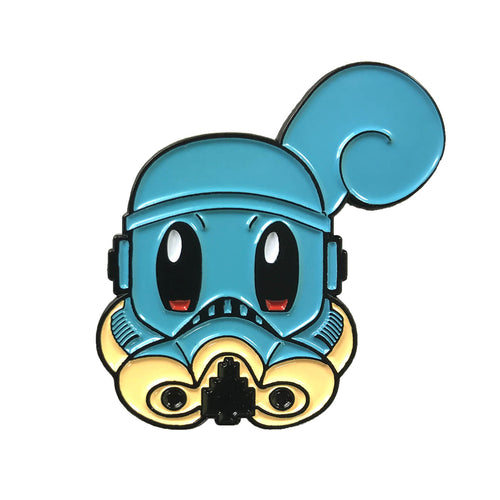 Squirtle PokeTrooper Enamel Pin