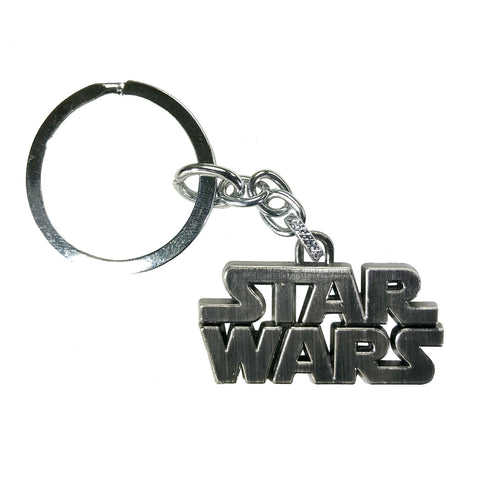 Star Wars Logo (Gold) Keychain
