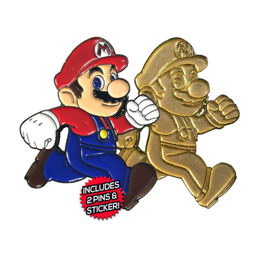 Super Mario Run 'Golden Runner' Pack