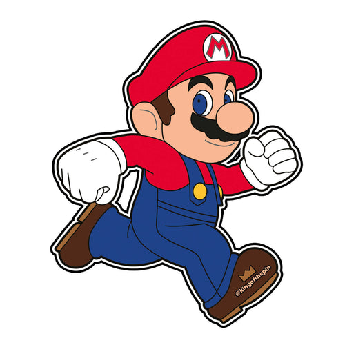 Super Mario Run Sticker