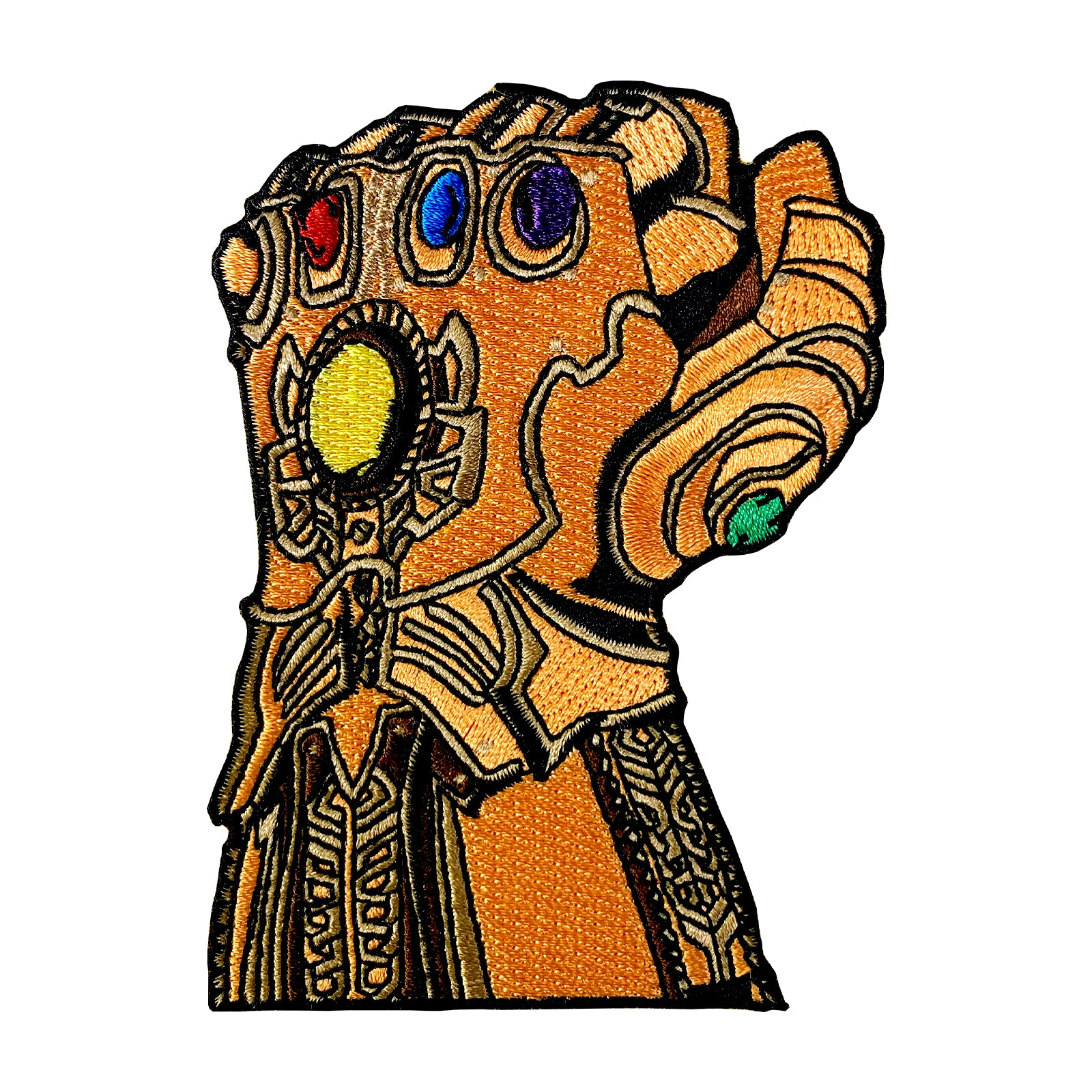 Thanos Infinity Gauntlet Patch