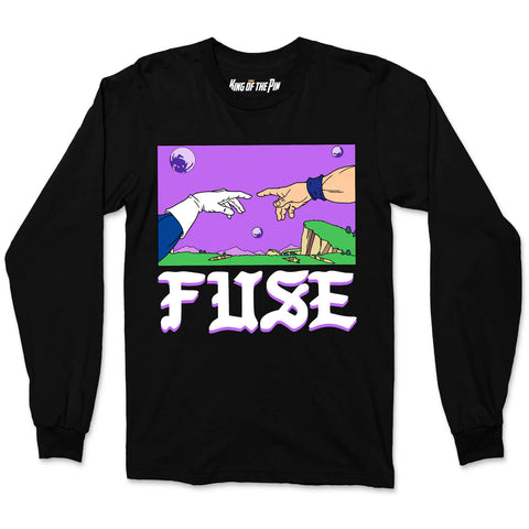 The Creation of Fuse (Alt) Zip-Up Hoodie