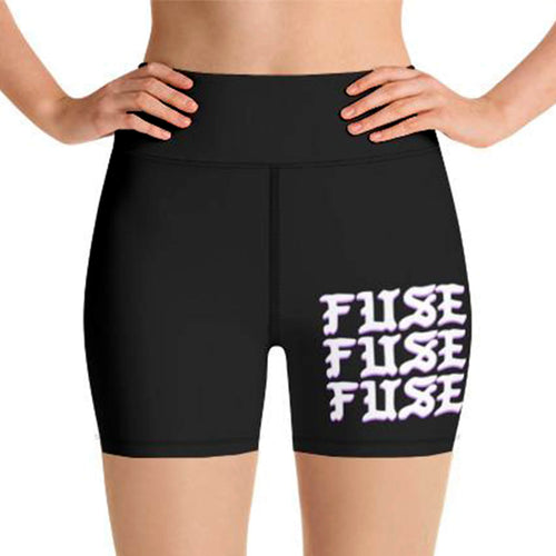 The Creation of Fuse Women's Shorts
