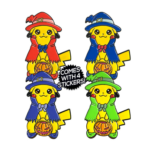 PikaKiller Sticker