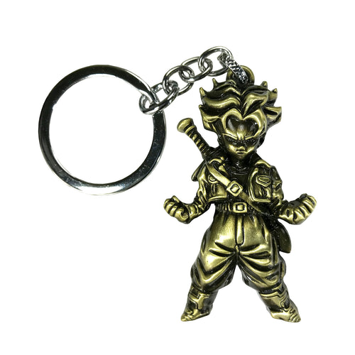 Trunks Dragon Ball Z (Gold) Keychain