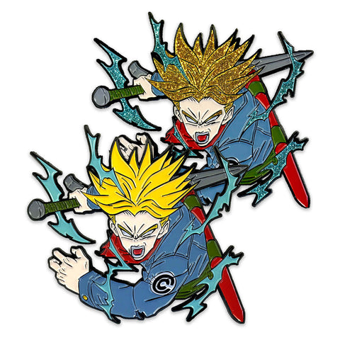 All Might SMASH Enamel Pin - Pre-Order