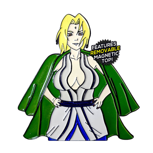 Tsunade (Naruto) After Hours Enamel Pin