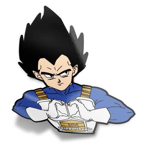 Vegeta - Do You Love Me? Sticker