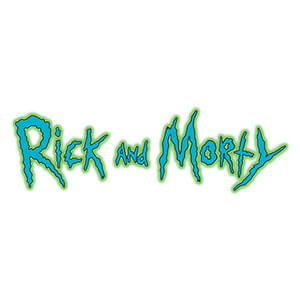 Shop Rick and Morty Pin & Stickers!