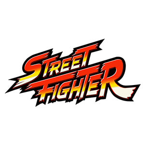 Shop Street Fighter Pin & Stickers!