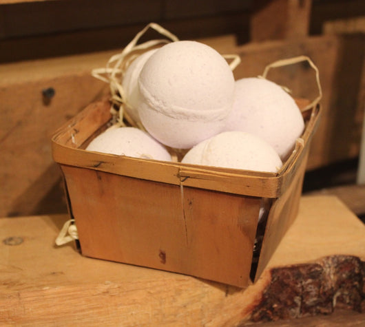 Relaxative Fizzy Bath Bombs