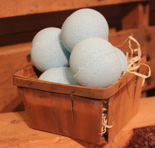 A Shower & A Shave Fizzy Bath Bombs